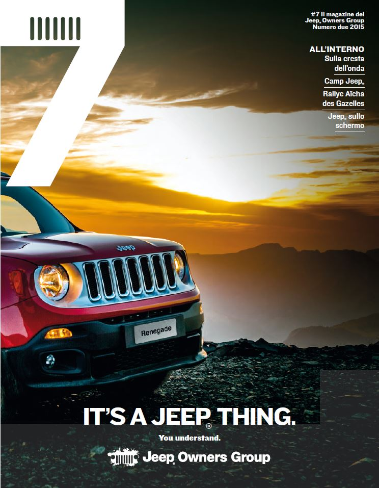 Jeep: «7» Magazine