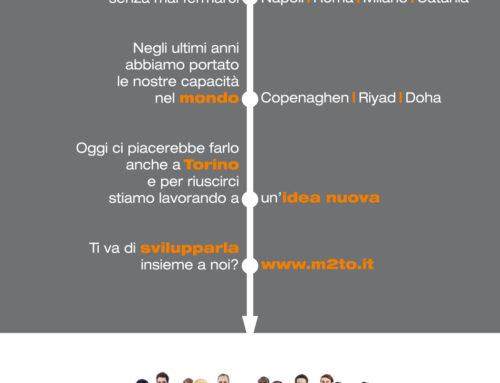 Tecnosistem: logo et publicité