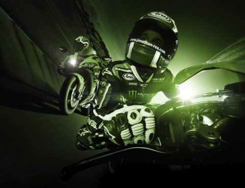 Kawasaki Europe site web