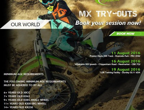 Kawasaki – Test Ride Tour