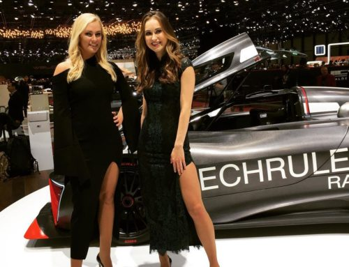 Techrules auf dem Genfer Autosalon