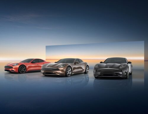 KARMA GS-6 Series: luxury electric car range launch