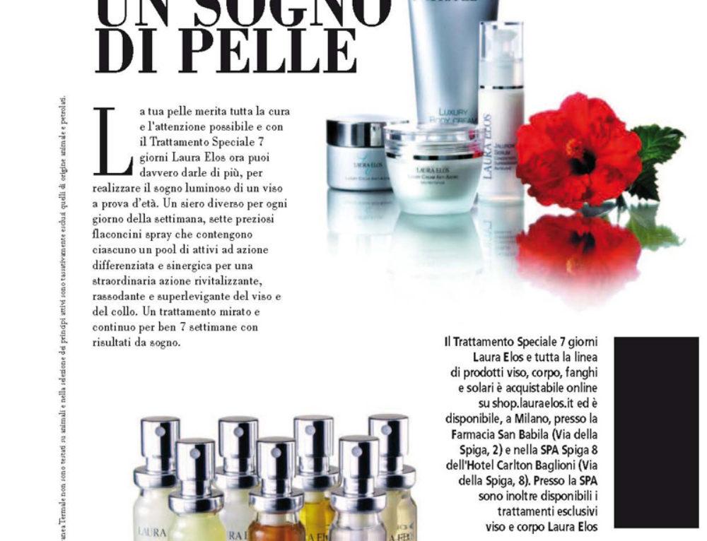 Laura Elos Cosmetics Mediterranean Spa