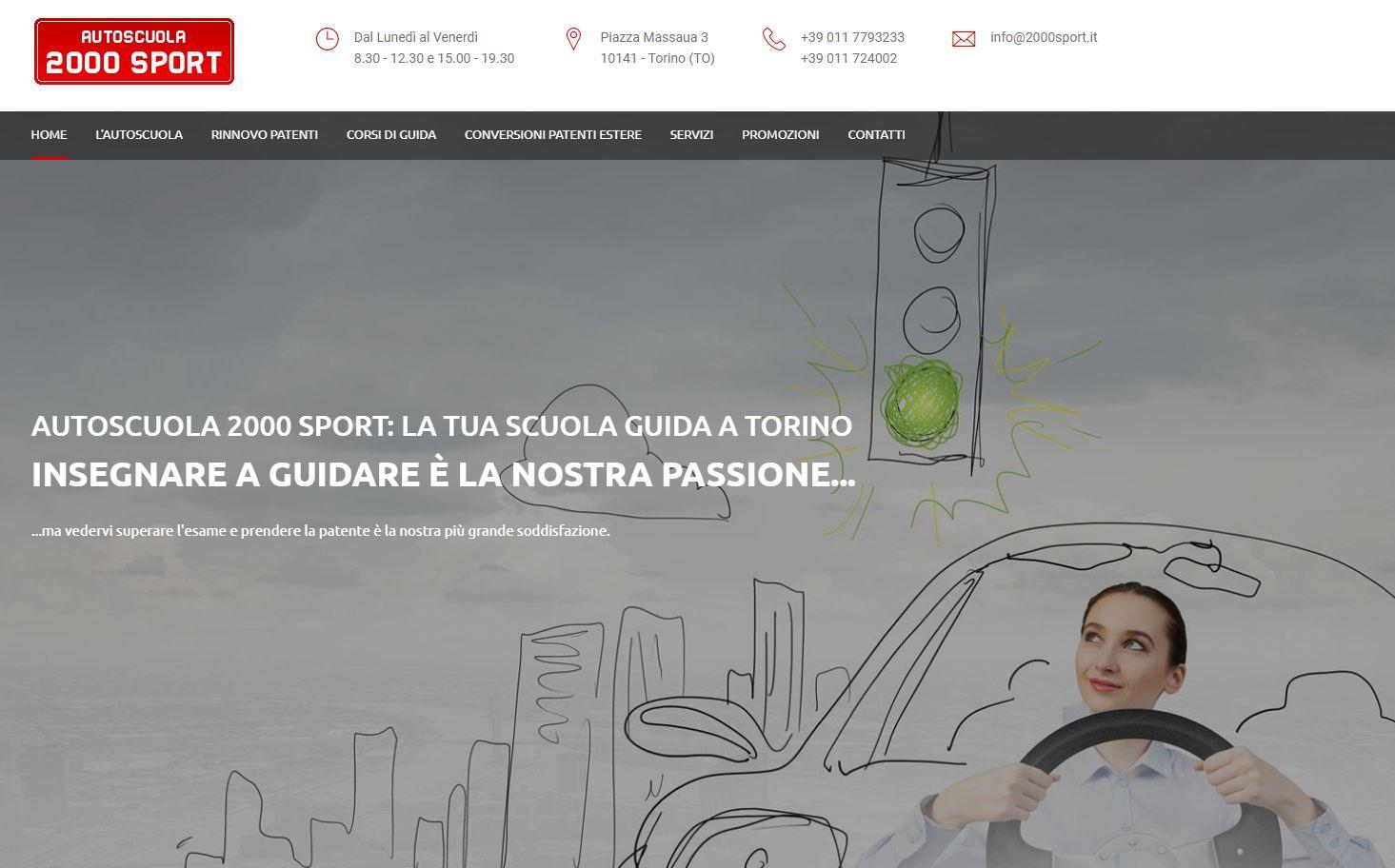Autoscuola 2000 Sport & Anicecommunication