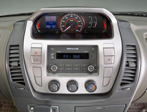SAIC Motor: Maxus EV80