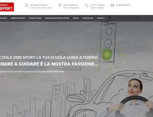 Autoscuola 2000 Sport