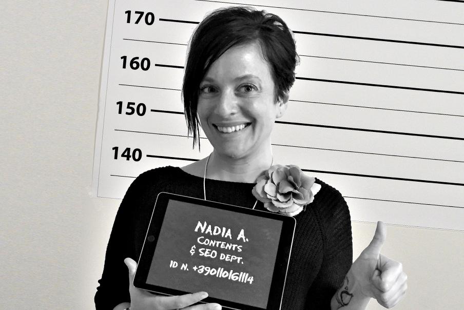 <b>Nadia Anselmo</b>