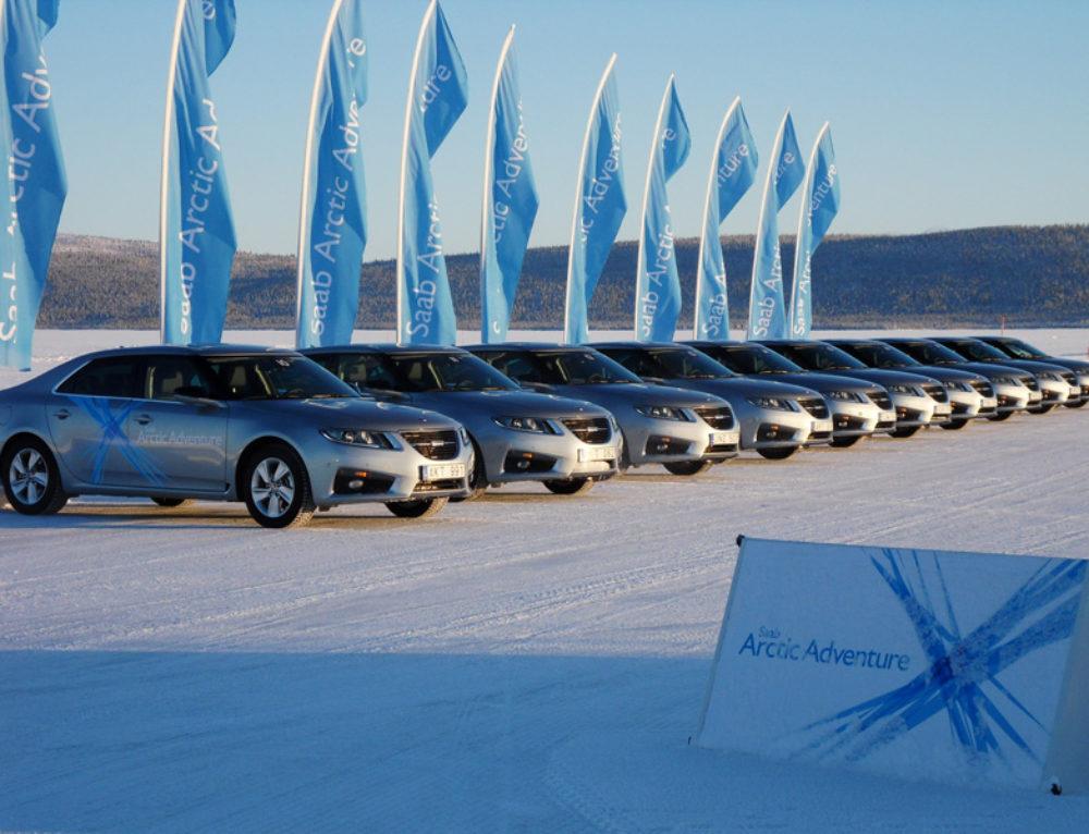 Saab Ice