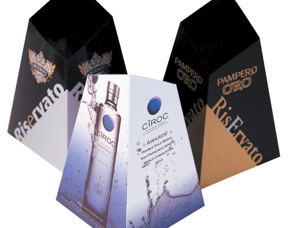 Ideazione e realizzazione packaging