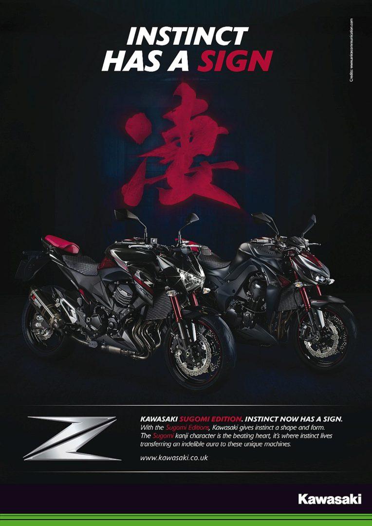 Kawasaki Z series Campaign