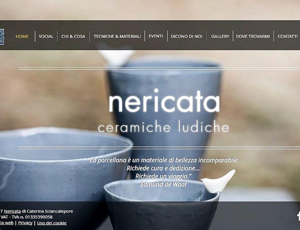 Nericata web site