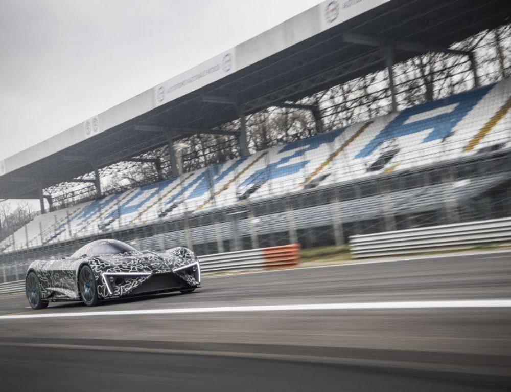 Shakedown Techrules REN a Monza