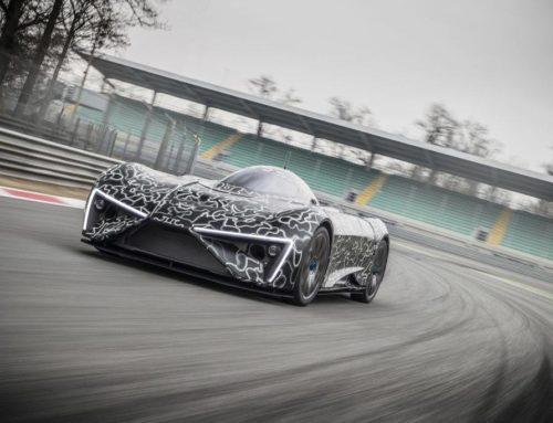 Techrules Ren: Shakedown a Monza