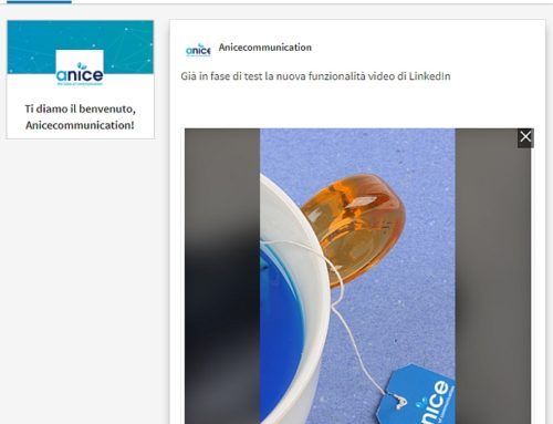 Arrivano i video su LinkedIn