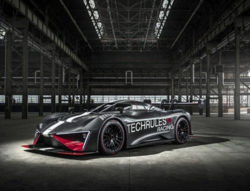 Techrules Ren RS a Torino