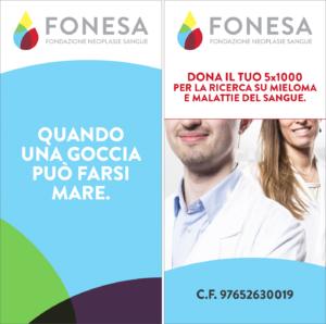 Dona il tuo 5x1000 a Fonesa