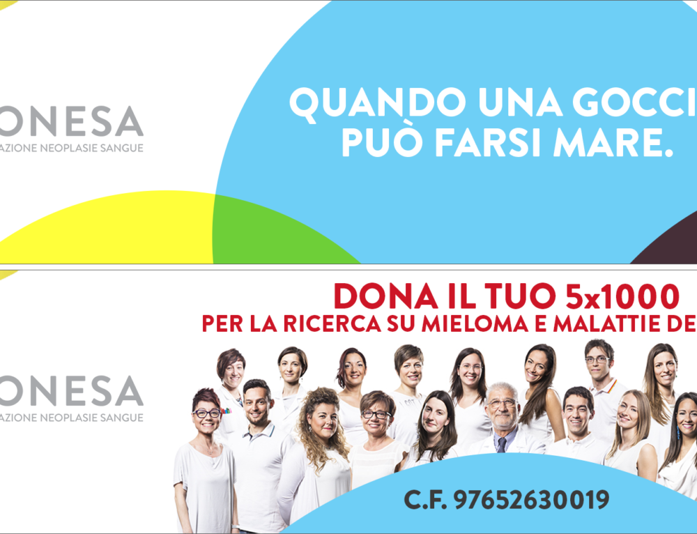 Campagna banner per il 5×1000 a Fonesa