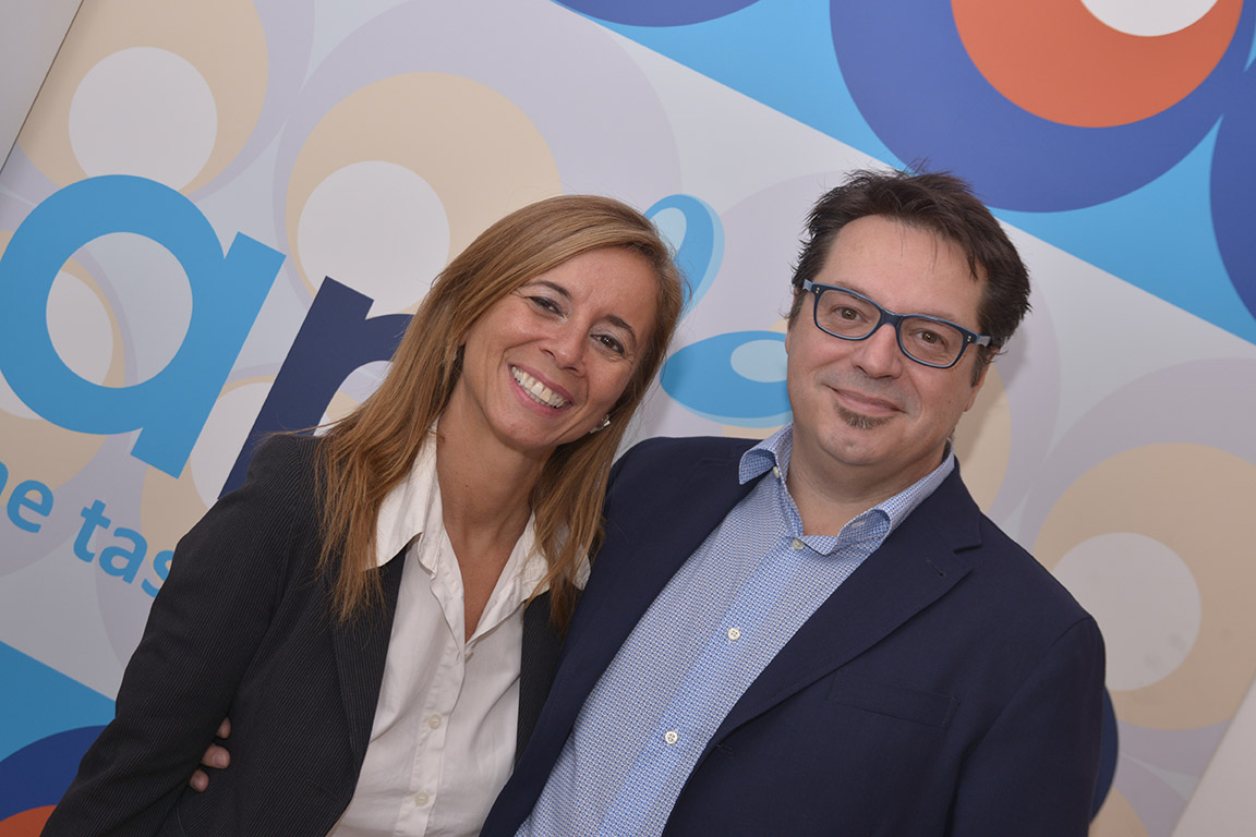 Patrizia Tontini e Roberto Beltramolli