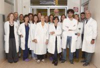 Il team di Fonesa e Fil per il progetto Biobanca per i linfomi e il mieloma multiplo