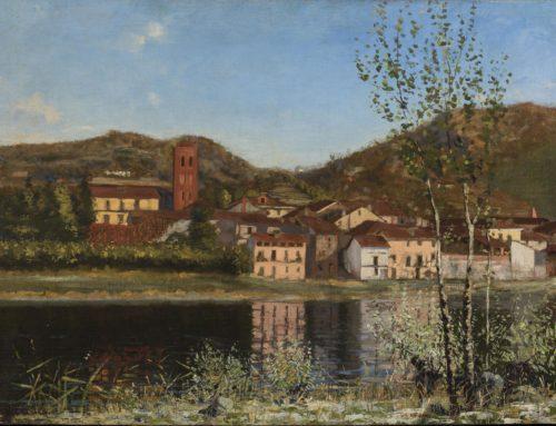 La mostra di Enrico Reycend a Torino