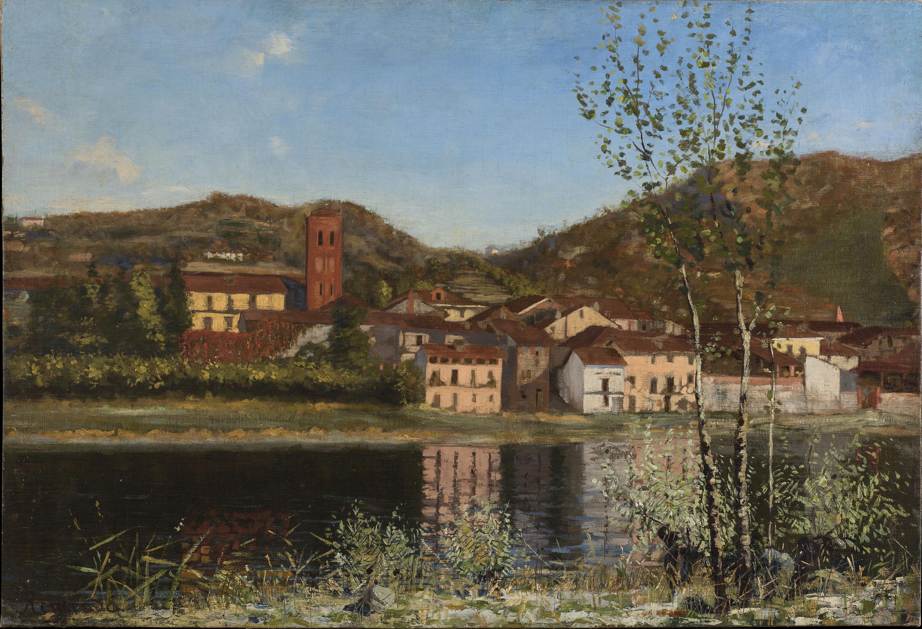 Mostra Enrico Reycend by Anice