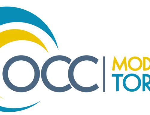 OCC Modello Torino: logo,  sito web e depliant
