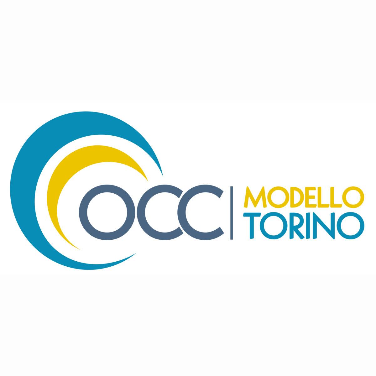 Logo, depliant e sito web per OCC Modello Torino