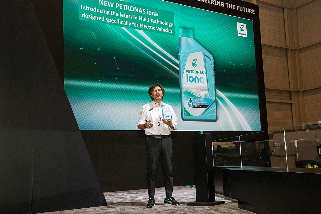 Petronas Lubricants International a Ginevra - Anicecommunication