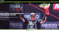 Kawasaki Racing e Anicecommunication