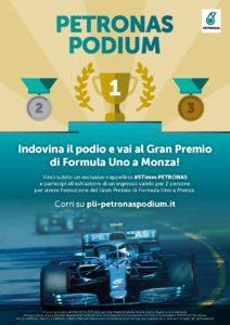 Petronas Podium 2.0 - Locandina 2019