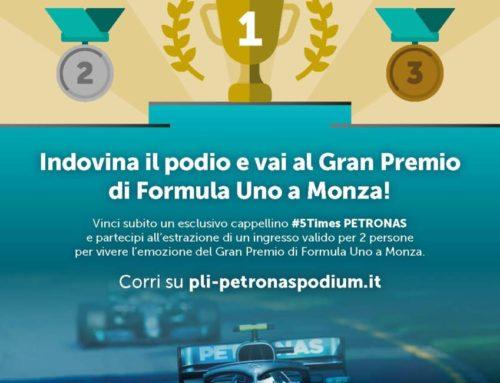 Concorso Petronas Podium 2.0