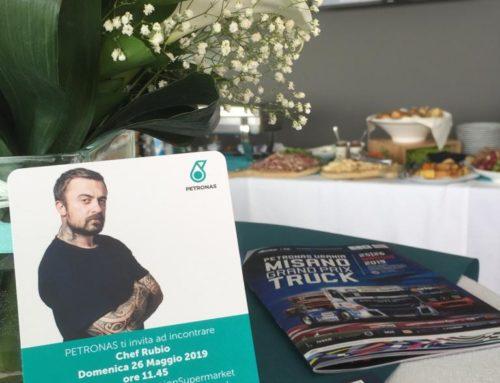 Petronas Urania Grand Prix Truck 2019: ufficio stampa e PR