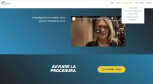 OCC Sito Web by Anicecommunication