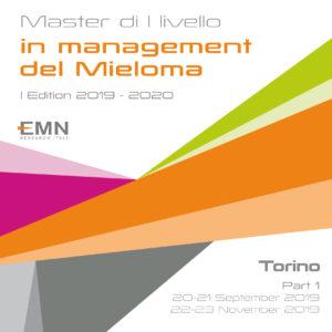 Il Master di I Livello in Management del Mieloma è un progetto, ideato e promosso da EMN Research Italy con il patrocinio di FONESA, Fondazione Neoplasie Sangue