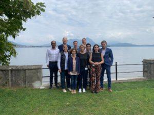 Il Young EMN Board al 12° EMN Trialist Forum di Baven