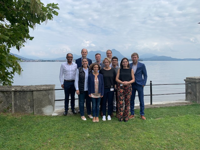 Il Young EMN Board l 12° Trialisti forum di Baveno