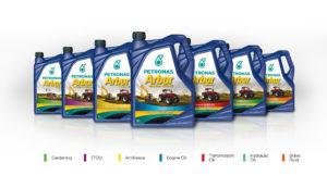 La gamma PETRONAS Arbor - la linea di lubrificanti per le macchine agricole e l'industria delle costruzioni