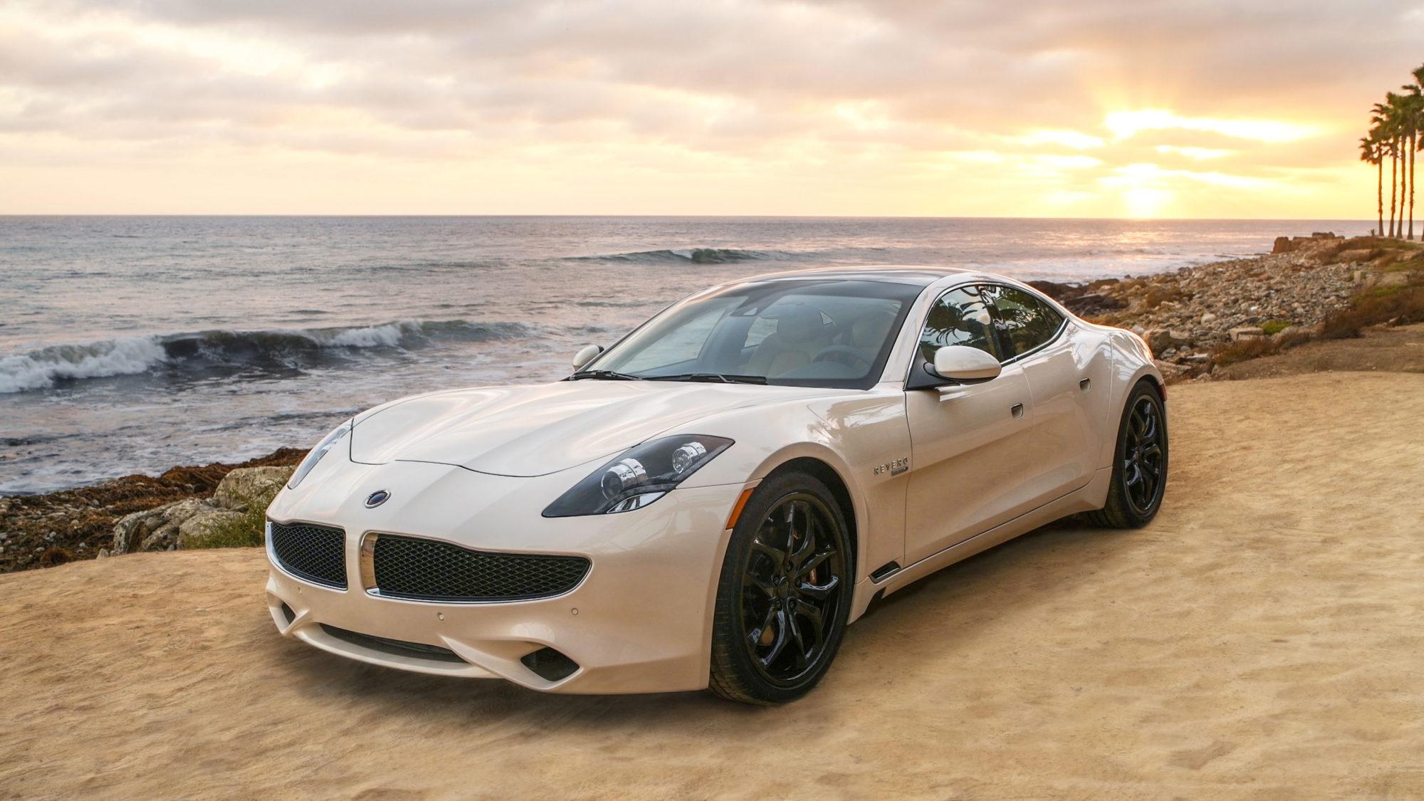 Karma Revero - automobile elettrica di lusso