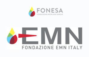 FONESA - Fondazione EMN Italy Onlus - cambio nome, nuovo logo