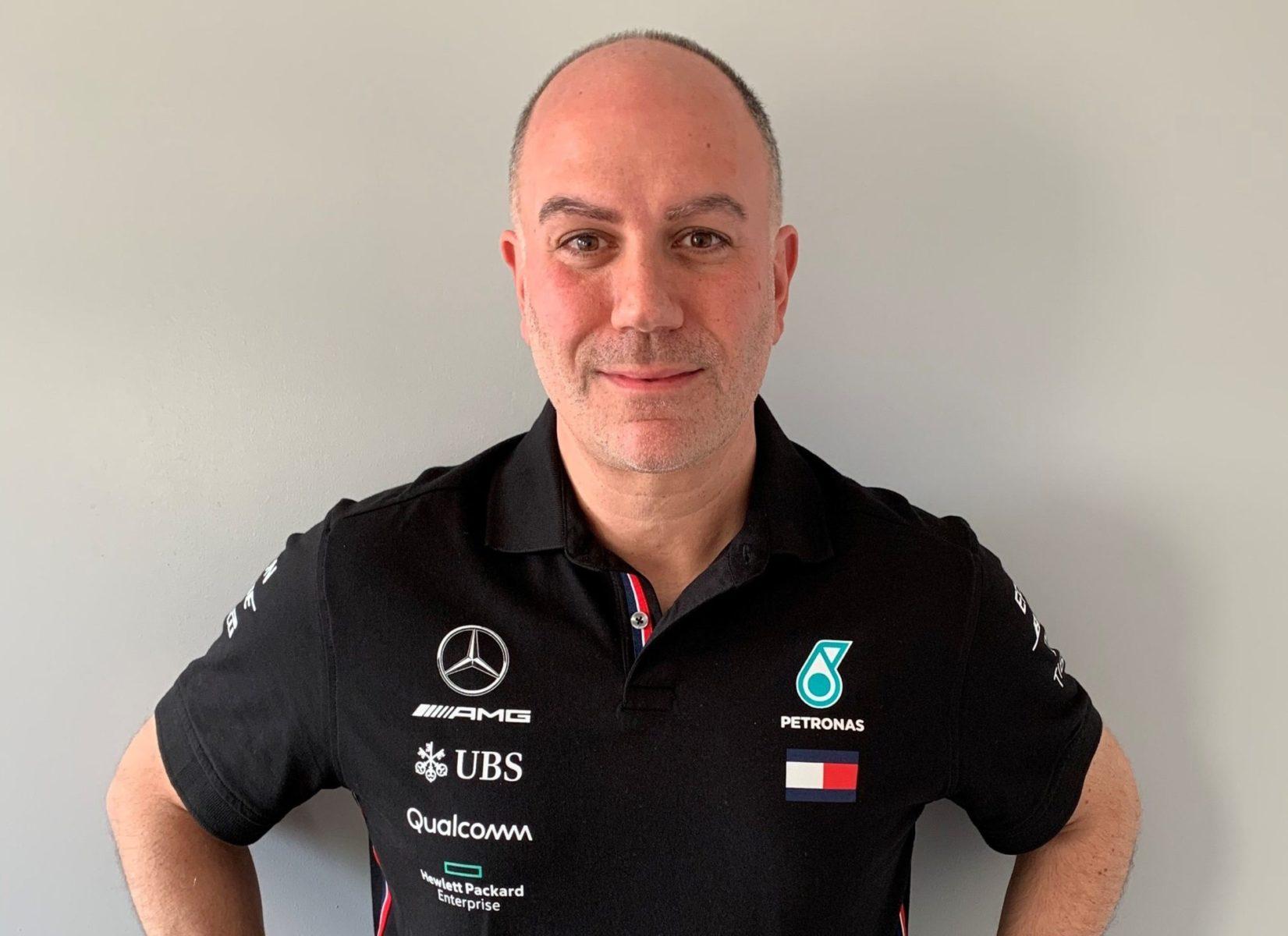 Domenico Ciaglia Managing Director Petronas EMEA
