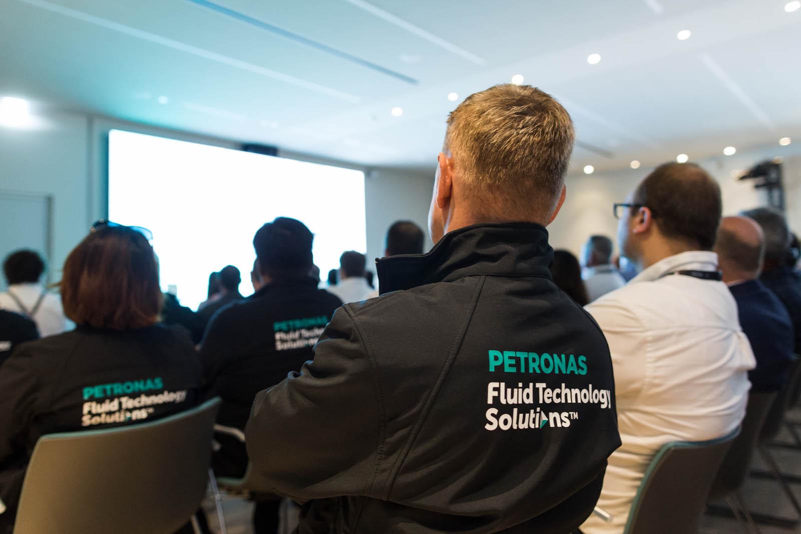 Formazione con Petronas