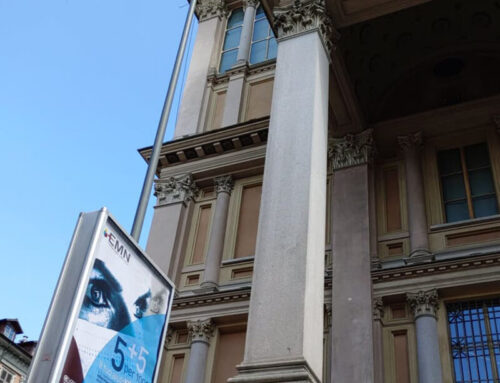 Campagna pubblicitaria 5×1000 alla Fondazione EMN Italy Onlus
