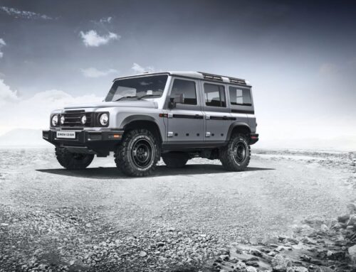 INEOS Automotive svela il design del fuoristrada 4×4 Grenadier