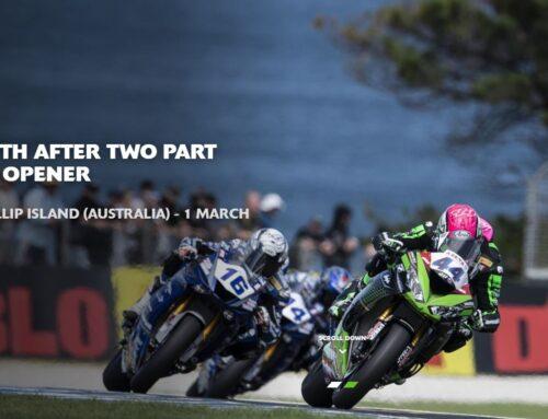 Kawasaki Racing 2020