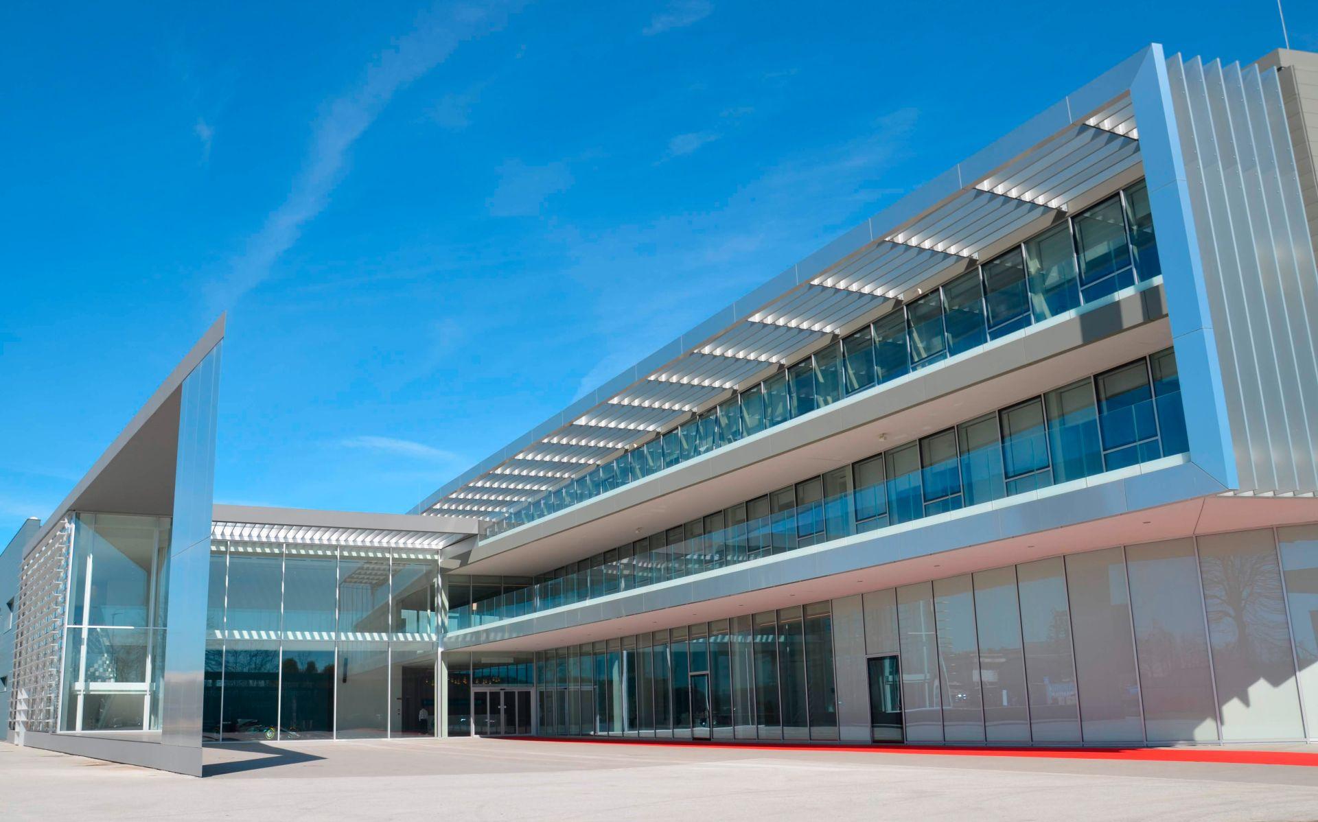 Petronas R&T Centre Emea Region a Santena_TO