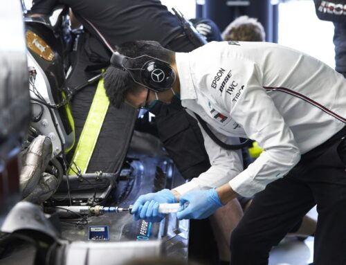 PETRONAS e la Formula 1: il ruolo del Trackside Fluid Engineer