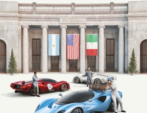 De Tomaso Automobili si sposta negli USA