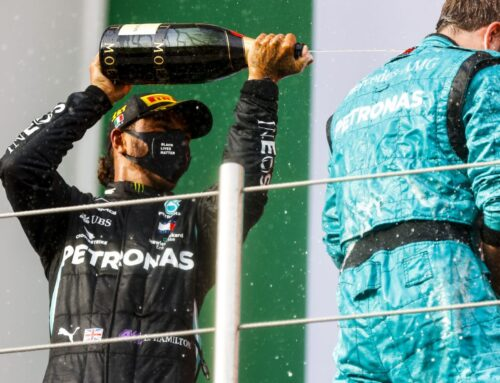 PETRONAS e la Formula Uno: la matematica dei campioni