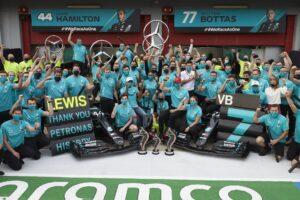 Petronas e la F1