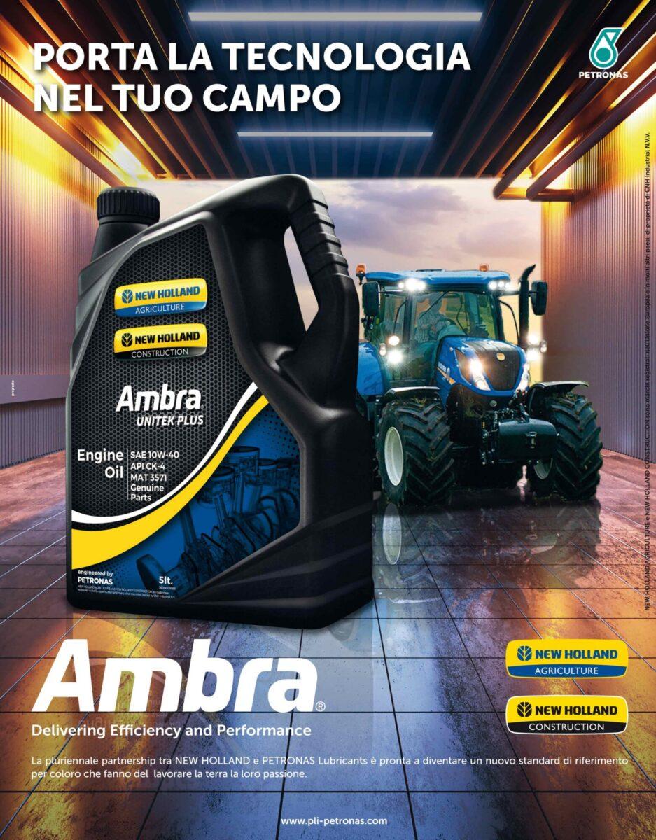 Campagna pubblicitaria PETRONAS Ambra